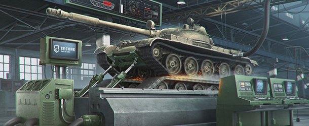 World of Tanks 1.0 güncellemesi geliyor