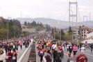 Vodafone 39. İstanbul Maratonu'nda bağış rekoru