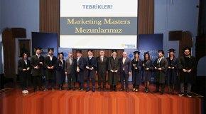 Turkcell'in 'Pazarlama Master'ları mezun oldu