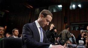Zuckerberg, Avrupa Parlamentosu'nda özür diledi