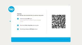 BiP'in web sürümü nasıl kullanılır?
