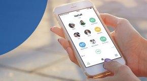 Akıllı telefon rehberi UpCall yenilendi