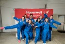 8 Türk öğretmen Honeywell Uzay Akademisi'nde