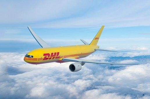 DHL Express filosuna 14 yeni Boeing 777 Freighter