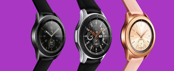 Samsung yeni Galaxy Watch akıllı saatleri tanıttı
