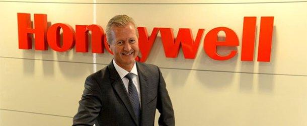 Frans van Deursen Honeywell Türkiye ve Orta Asya Başkanı
