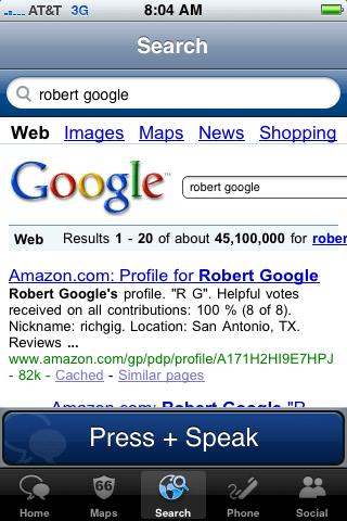 vlingo-google