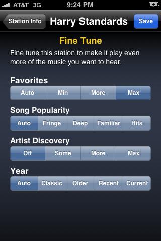 Slacker Fine-Tune