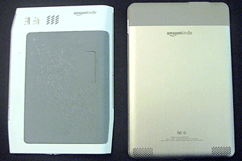 Kindle Backs