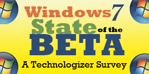 Windows 7 Survey
