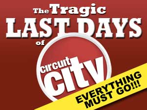 The Tragic Last Days of Circuit City