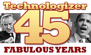 Technologizer's First 45 Years