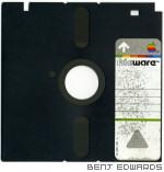 Apple Lisa 1 FileWare Floppy Disk