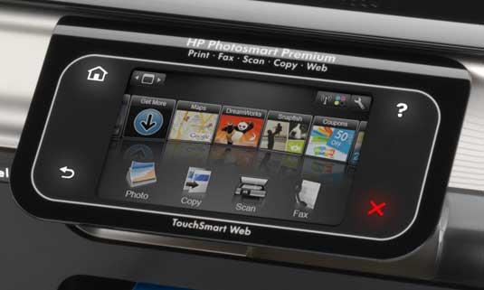 HP Control Panel