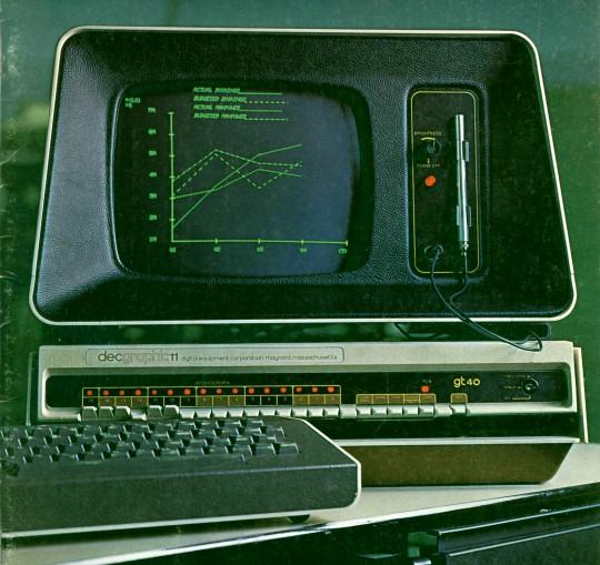 DEC GT40 Terminal
