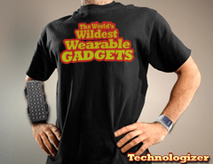 The World's Wildest Wearable Gadgets