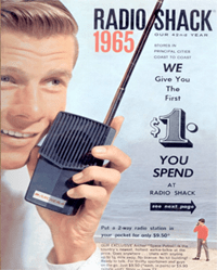Radio Shack Catalog