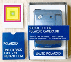 Saved Polaroid