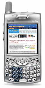 Technologizer on Treo