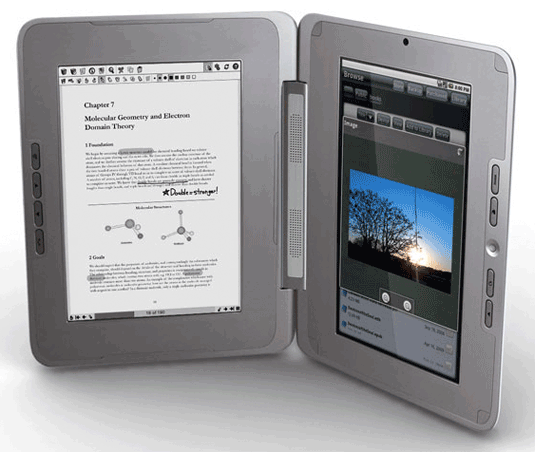 E-Ink Gets More Appealing