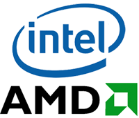 Intel and AMD