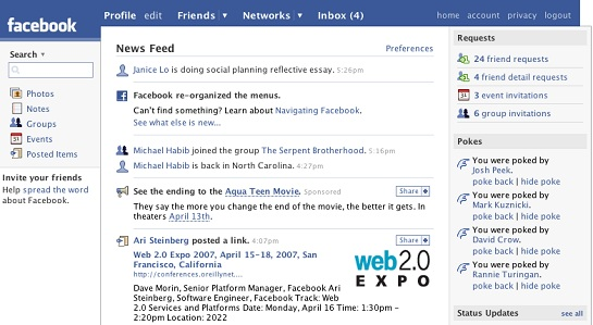 What Was Facebook's Best Redesign, Anyway?