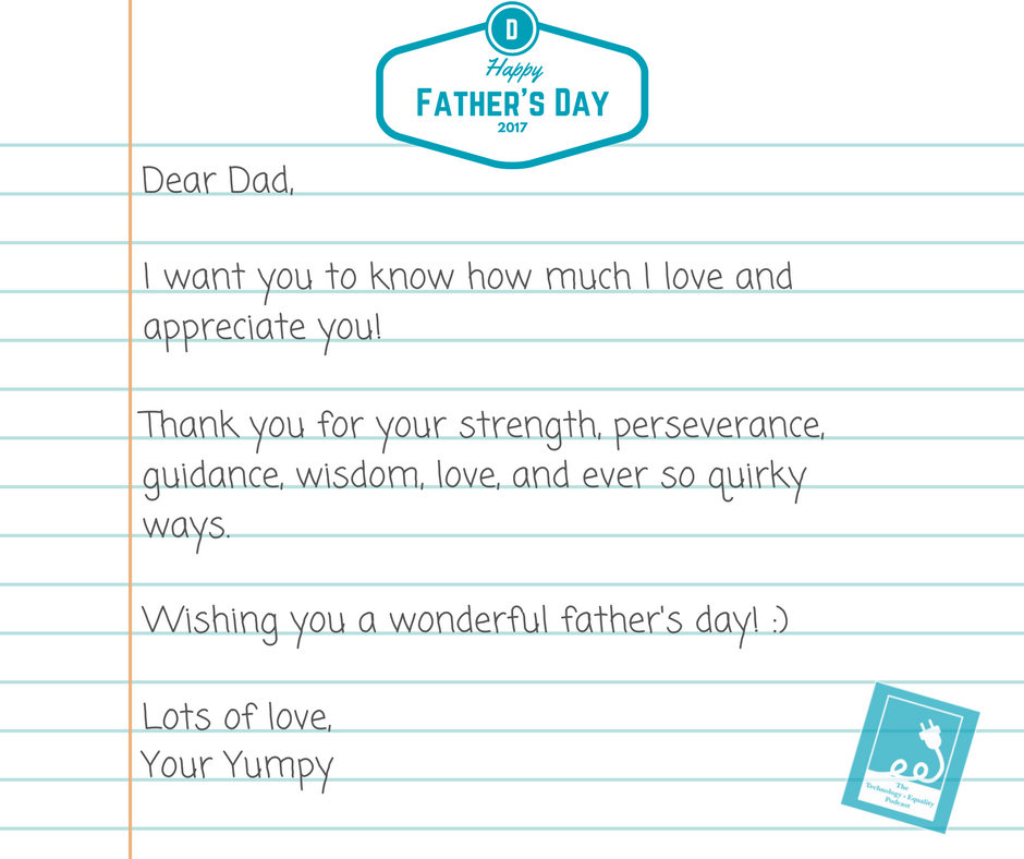 Father's Day 2017