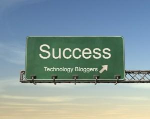 Technology Bloggers Success