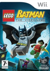The Lego Batman Video Game for the Wii