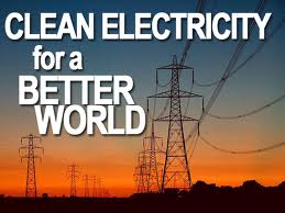 Clean electricity for a better world