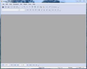 Infix PDF Editing software interface