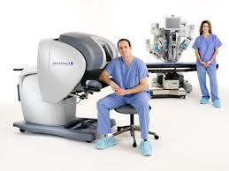 The Davinci Robotic Surgery Machine