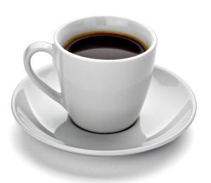 A mug of coffee