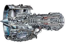 A Modern Jet Engine