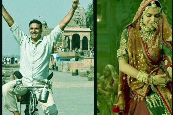 Padmaavat vs Padman: