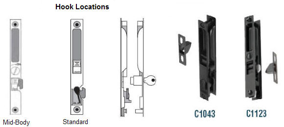 handle set and lock introduction and