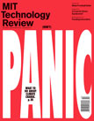 cover of latest MIT Technology Review magazine issue