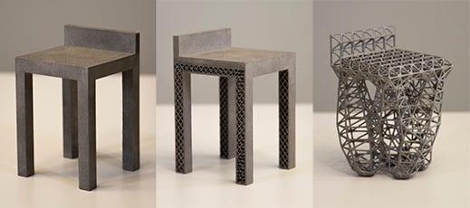 "chair design parameters desk ball 3-d software ""evolves"" hundreds of options | mit technology review"
