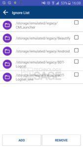 delete duplicate files on android phone