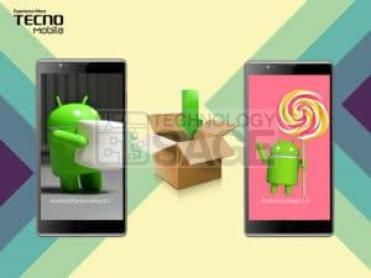How to downgrade tecno c8 from HiOS to Lollipop