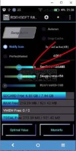 Expand RAM on android phone