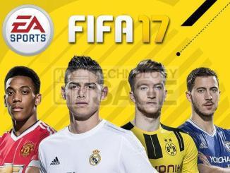 FIFA 17 Update