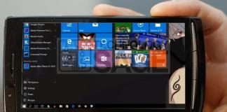 windows on android