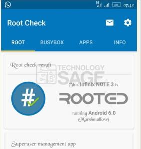 How to Root Infinix Note 3 X601 and Infinix Note 3 Pro LTE