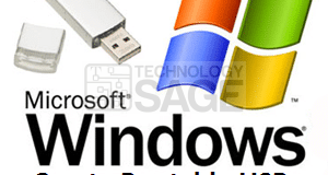 Softwares to Make a Bootable usb disk or flash drive from an ISO File
