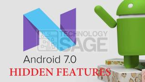 hidden features of Android 7.0 nougat