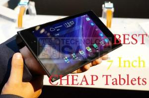 Best 7 Inch Android Tablets