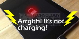Why phone charger not working