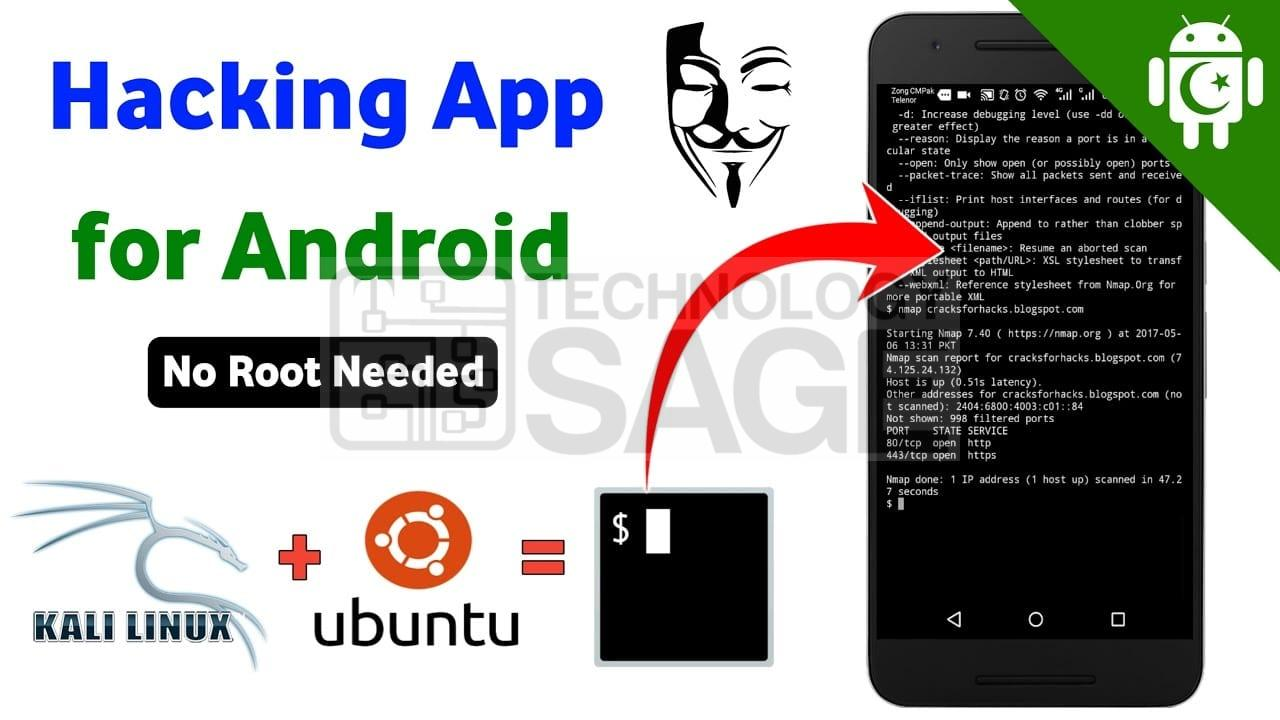Free Hacking Apps For Android Without Root