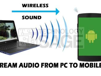 USE ANDROID AS A BLUETOOTH WIRELESS SPEAKER FOR PC